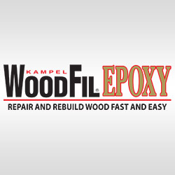 WoodFil EPOXY - Wood Repair/Rebuilder